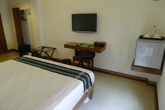 Zfreeti Hotel: Hotel room