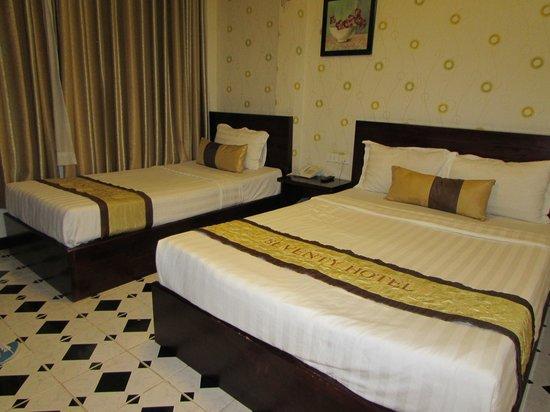Seventy Hotel: Room 401