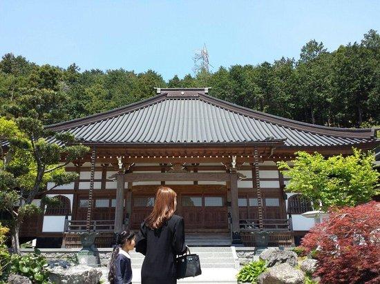 Kongo-ji Temple: 父の法要に。