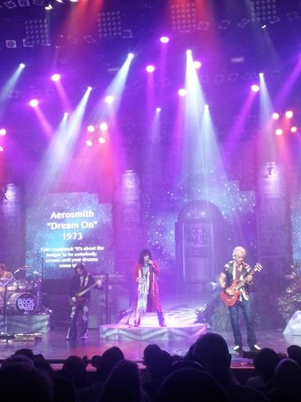 Raiding The Rock Vault: Dream On...