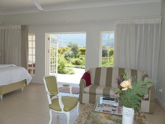Fransvliet Guest House: inside Sauvignon