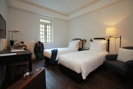 The Cabochon Hotel : Twin Studio