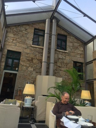 Islington Hotel: Dining room