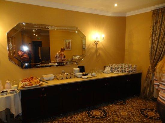 Rixwell Gertrude Hotel: Ресторан отеля