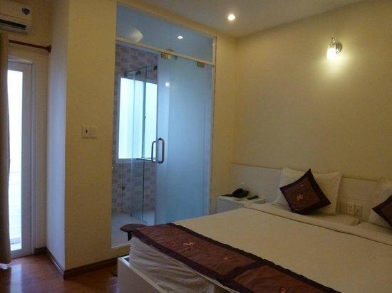 Blue River Hotel : baño