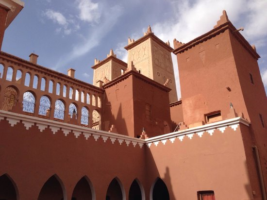 Kasbah Ellouze: Local architecture