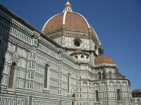 Duomo - Cattedrale di Santa Maria del Fiore: フィレンツェの大聖堂