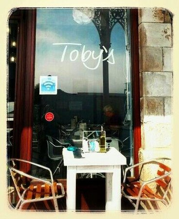 Toby's Coffee Shop: Toby's