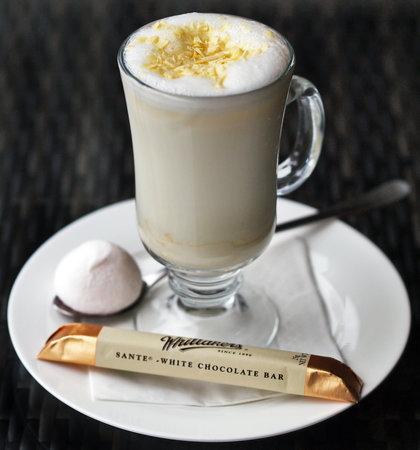 Cafe DMP : Luxury range of hot chocolates