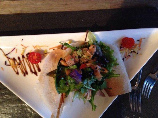Le Fin Gourmand : Salat