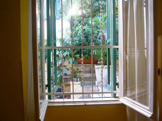 Albergo Villa Cristina : Vue de la chambre