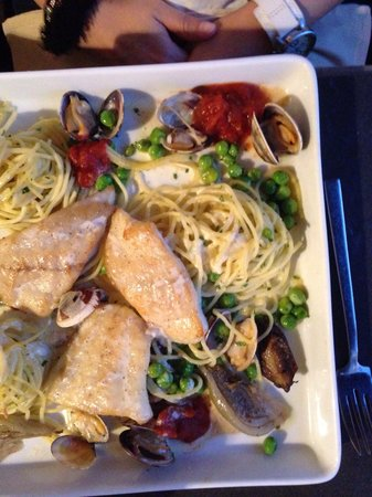 Le Fin Gourmand: Fisch an Pasta