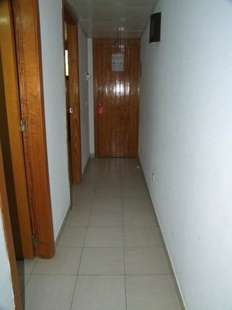 Aparthotel Playas Ca's Saboners: The hallway