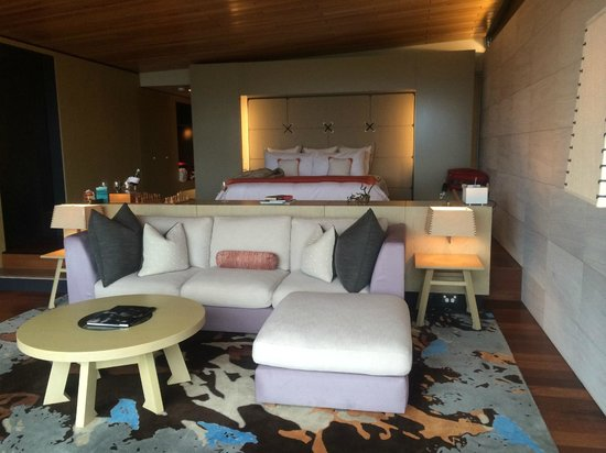 Saffire Freycinet : our room