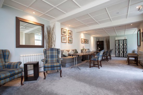 Diglis House Hotel: The refurbished William Leader room