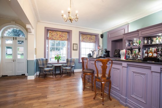 Diglis House Hotel: The Bar