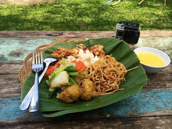 Bali Sobek: .