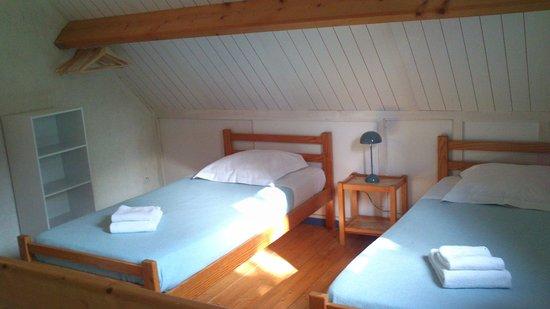 Village hotelier Le Bois de Terrefort : Une mezzanine gîte 3-4 personnes