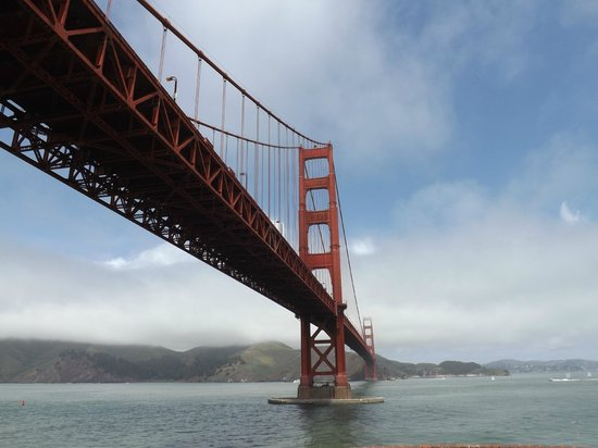 San Francisco Movie Tours : Great photo ops