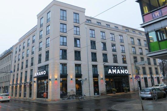 Hotel AMANO: Amano Hotel Berlin Mitte