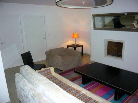 Lagrange Prestige Residence L'Ile Saint Martin: salon salle à manger
