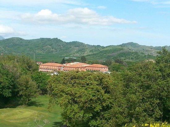 Il Picciolo Etna Golf Resort & Spa: La struttura