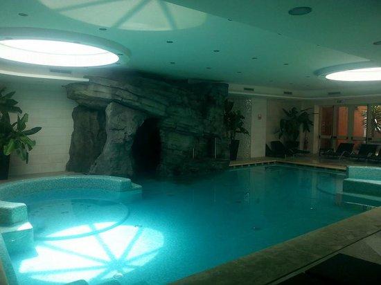 Il Centro Benessere - Foto di Il Picciolo Etna Golf Resort & Spa ...