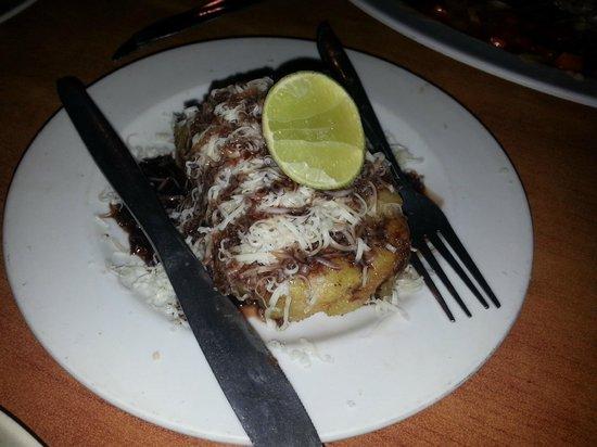 Warung Malang fried banana