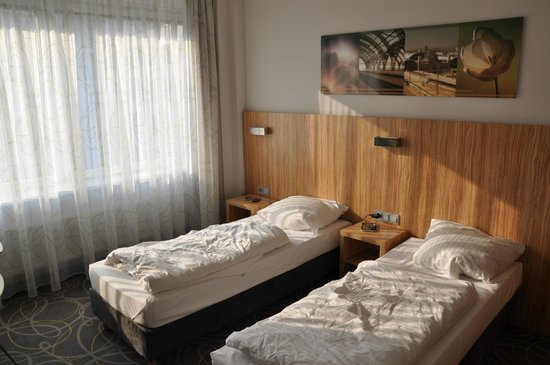 cityherberge : Nice rooms