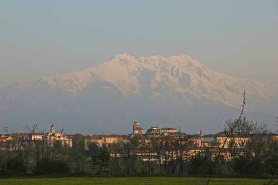 Best Western Hotel Principe: The beauty of Cuneo