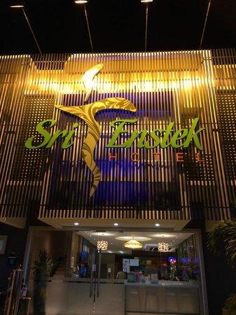 Sri Enstek Hotel: outlook