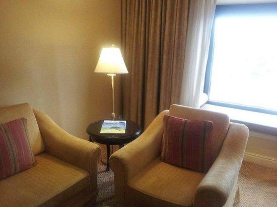 The Ritz-Carlton, Seoul : クラブプレミアルーム