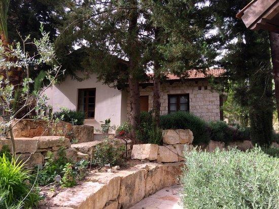 Ayii Anargyri Natural Healing Spa: Our bungalow