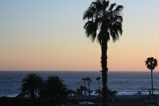 Viceroy Santa Monica: Room with a View