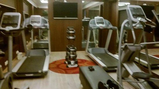 Fortune Inn Sree Kanya: Gym