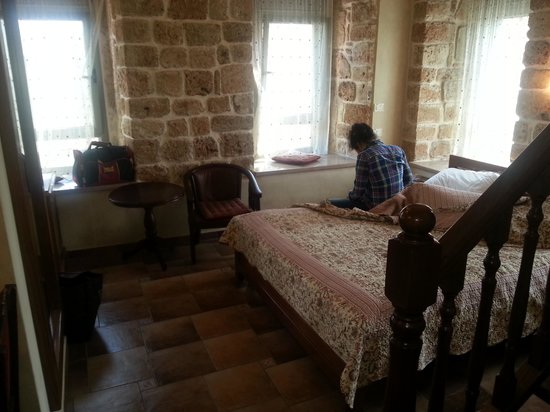 Akkotel: room view