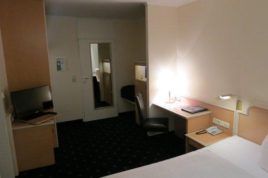 Ambiente Hotel: Standard single room