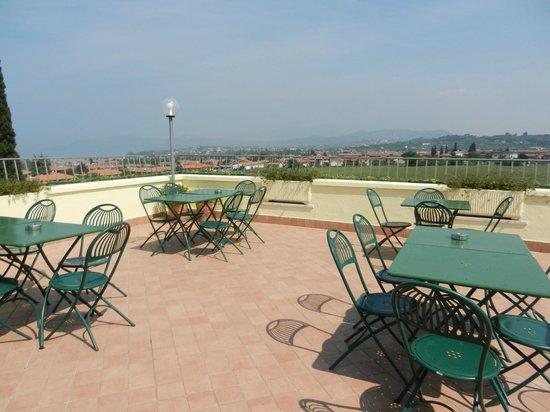 Residence La Fattoria: terrazza panoramica