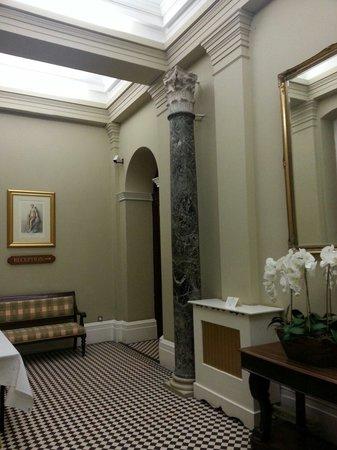 CLC Trenython Manor: Reception entrance
