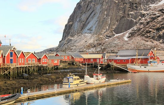 Reine Rorbuer - by Classic Norway : rorbuer
