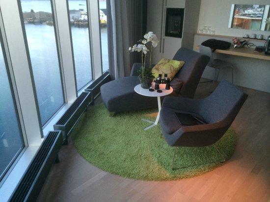 Thon Hotel Lofoten: Rommet