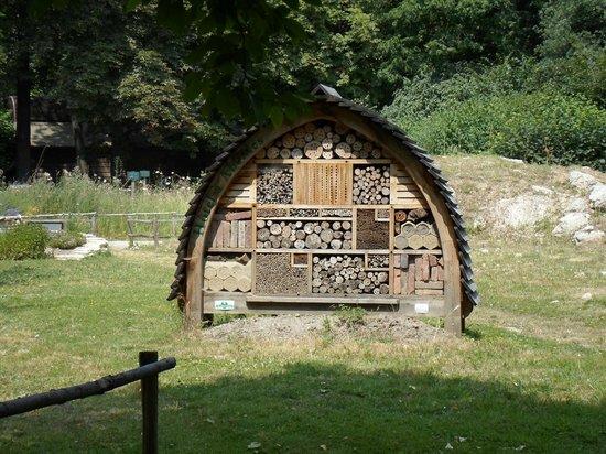 Jardin des Plantes : Еще один Пчелиный отель