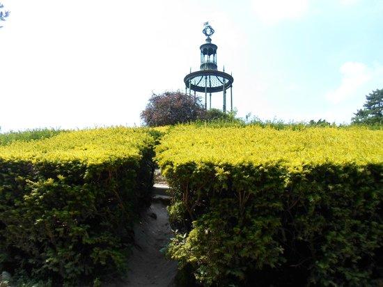 Jardin des Plantes : Лабиринт