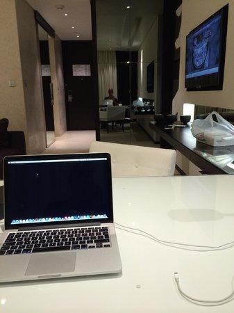 Le Meridien Dubai Hotel & Conference Centre : LE ROYAL CLUB