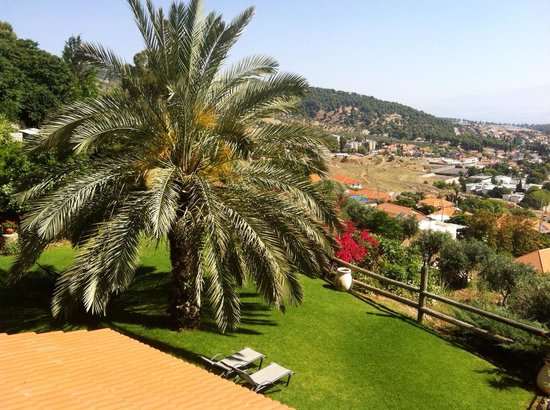 Hameiri Estate: The stunning View from the Rooms