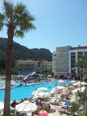 Grand Pasa Hotel: Large hotel