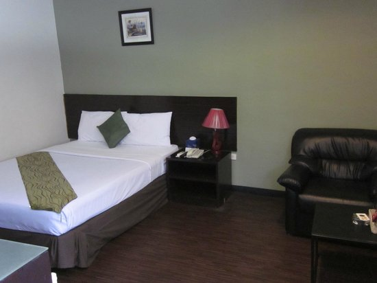 Maxim's Inn: 部屋