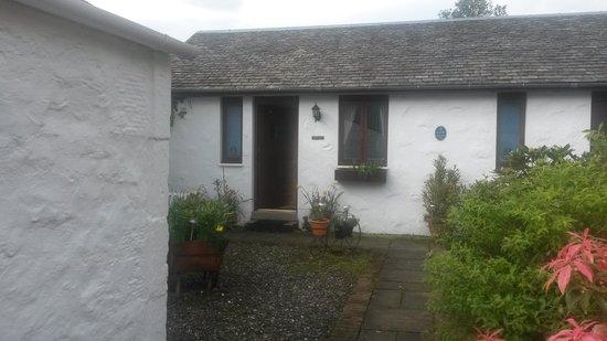 Shegarton Farm Cottages: our cottage