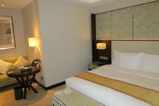 Pan Pacific Ningbo: Standard double room