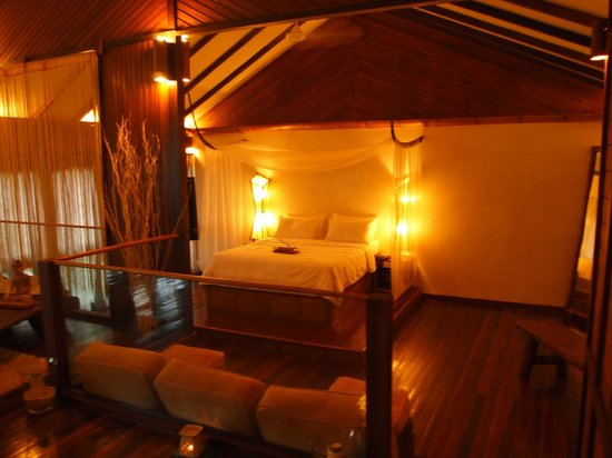 Japamala Resort by Samadhi: habitación